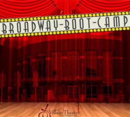Broadway bootcamp graphic